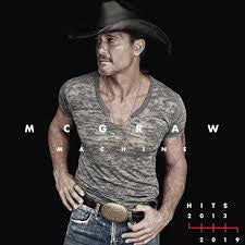 MCGRAW TIM-MACHINE: HITS 2013-2019 CD *NEW*