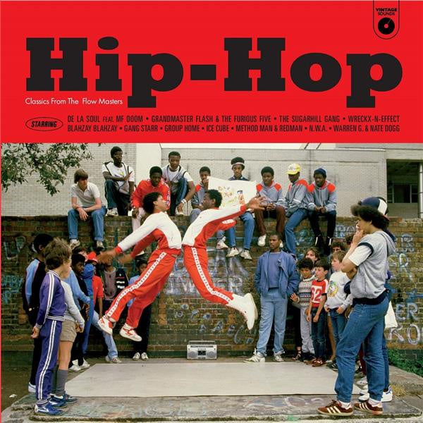 HIP HOP CLASSICS FROM THE FLOW MASTERS-VARIOUS ARTISTS LP *NEW*