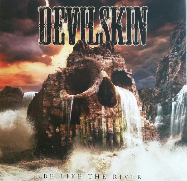 DEVILSKIN-BE LIKE THE RIVER DELUXE EDITION CD VG
