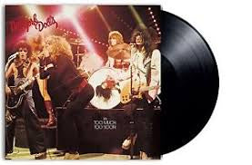 NEW YORK DOLLS-TOO MUCH TOO SOON LP *NEW*