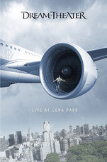 DREAM THEATER-LIVE AT LUNA PARK 2DVD REGION  VG
