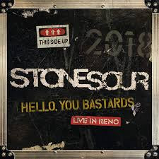 STONESOUR-HELLO, YOU BASTARDS-LIVE IN RENO CD *NEW*