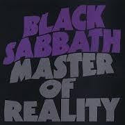 BLACK SABBATH-MASTER OF REALITY CD *NEW*