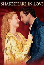 SHAKESPEARE IN LOVE-DVD NM