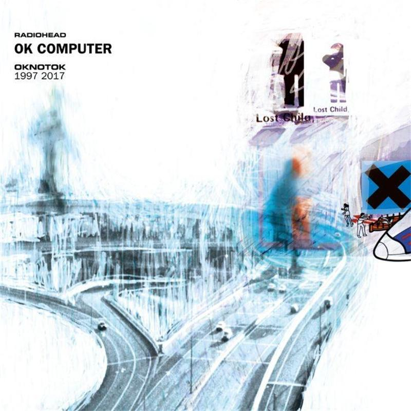 RADIOHEAD-OK COMPUTER CD *NEW*