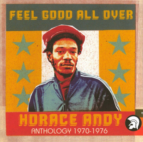 ANDY HORACE-FEEL GOOD ALL OVER ANTHOLOGY 1970-1976 2CD VG