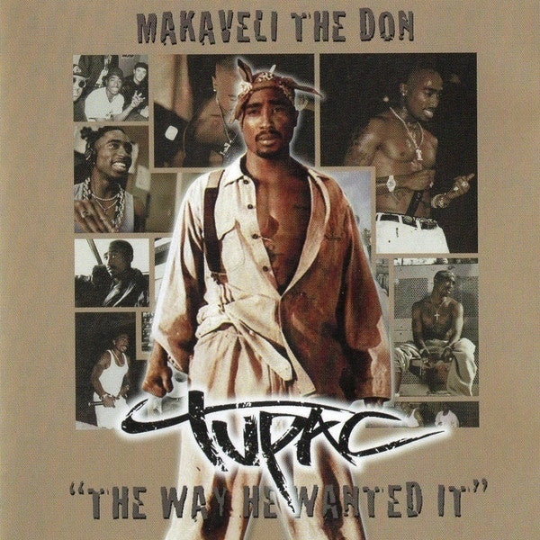 2PAC-MAKAVELI THE DON CD VG