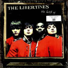 LIBERTINES THE-TIME FOR HEROES THE BEST OF RED VINYL LP *NEW*