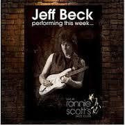 BECK JEFF-PERFOMING THIS WEEK CD VG