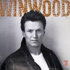 WINWOOD STEVE-ROLL WITH IT LP VG COVER VG