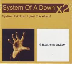 SYSTEM OF A DOWN-SOAD + STEAL THIS ALBUM 2CD *NEW*