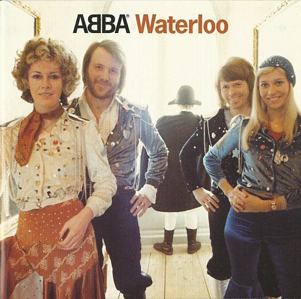 ABBA-WATERLOO CD G