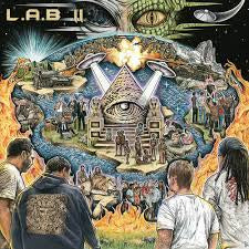 L.A.B-L.A.B II 2LP *NEW*