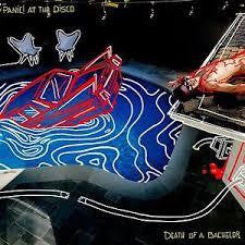 PANIC! AT THE DISCO-DEATH OF A BACHELOR CD *NEW*