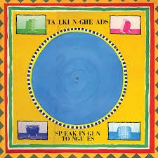 TALKING HEADS-SPEAKING IN TONGUES BLUE VINYL LP *NEW*