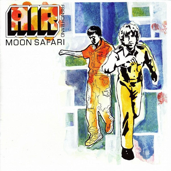 AIR-MOON SAFARI CD G