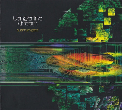 TANGERINE DREAM-QUANTUM GATE CD *NEW*