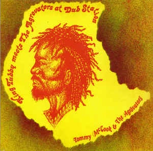 MCCOOK TOMMY & THE AGROVATORS-KING TUBBY MEETS THE AGROVATORS AT DUB STATION CD VG