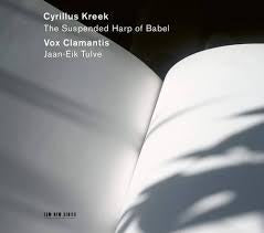 KREEK CYRILLUS-THE SUSPENDED HARP OF BABEL CD *NEW*