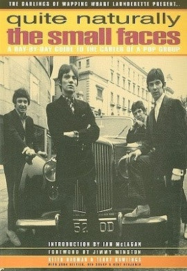 QUITE NATURALLY THE SMALL FACES BOOK *NEW8
