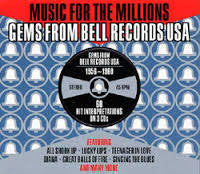 GEMS FROM BELL RECORDS USA-VARIOUS ARTISTS 3CD *NEW*