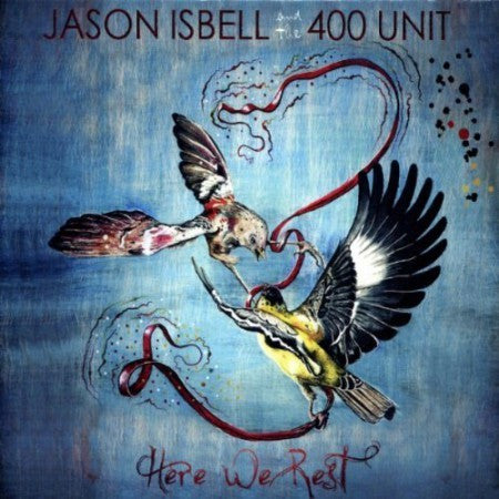 "ISBELL JASON AND THE 400 UNIT-HERE WE REST LP+7"" *NEW*"
