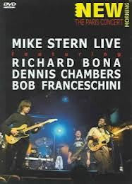 STERN MIKE LIVE-THE PARIS CONCERT DVD *NEW*