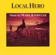 KNOPFLER MARK-LOCAL HERO OST LP VG COVER VG+