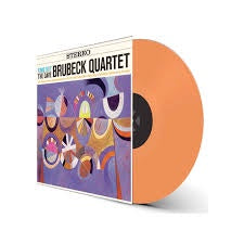 BRUBECK DAVE-TIME OUT ORANGE VINYL LP *NEW*