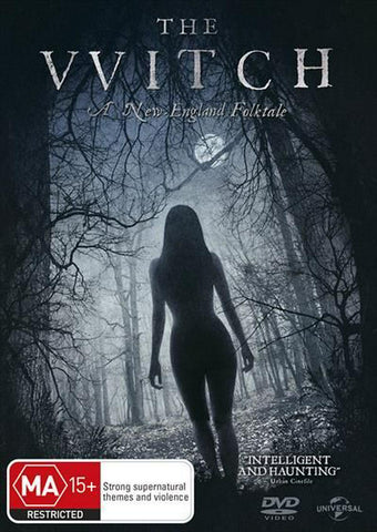 WITCH DVD VG