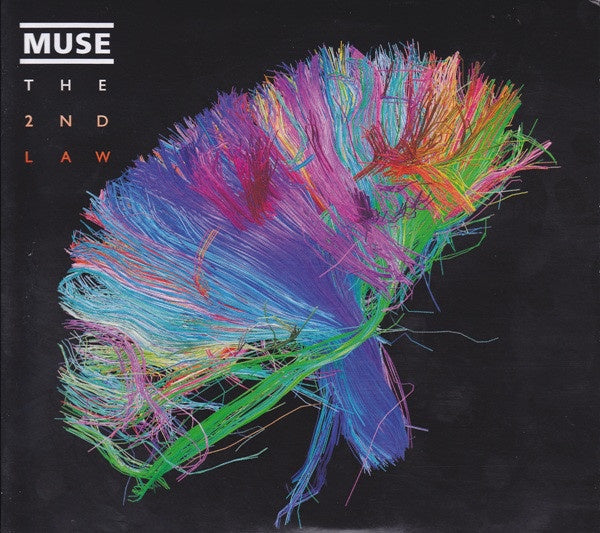 MUSE-THE 2ND LAW CD G