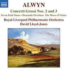 ALWYN - CONCERTO GROSSI NOS 2 AND 3 CD VG