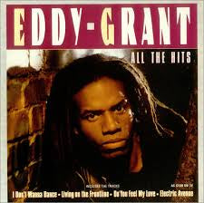 GRANT EDDY-ALL THE HITS LP VG+ COVER VG+