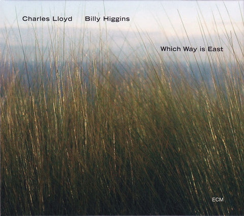 LLOYD CHARLES & BILLY HIGGINS-WHICH WAY IS EAST 2CD VG