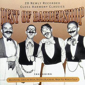 BEST OF BARBERSHOP FREDDY WILLIAMS FOUR *NEW*