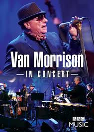 MORRISON VAN-IN CONCERT DVD *NEW*
