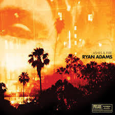 ADAMS RYAN-ASHES & FIRE LP NM COVER EX