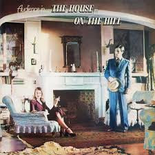 AUDIENCE-THE HOUSE ON THE HILL LP VG+ COVER VG+