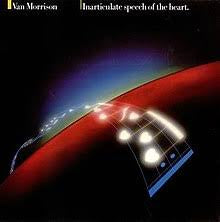 MORRISON VAN-INARTICULATE SPEECH OF THE HEART LP  NM COVER VG+