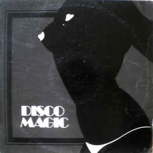 DISCO MAGIC-VARIOUS ARTISTS LP VG COVER VG+