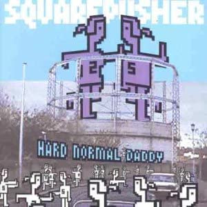 SQUAREPUSHER-HARD NORMAL DADDY 2LP VG+ COVER VG+