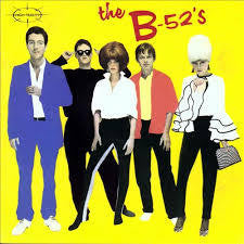 B-52'S THE-THE B-52'S LP EX COVER VG+
