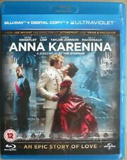 ANNA KARENINA BLURAY VG