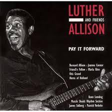 ALLISON LUTHER AND FRIENDS-PAY IT FORWARD CD *NEW*