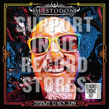 "MASTODON-STAIRWAY TO NICK JOHN 10"" *NEW*"