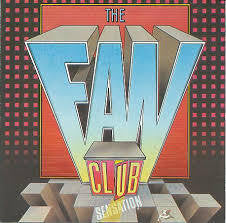 FAN CLUB THE-SENSATION LP EX COVER VG+
