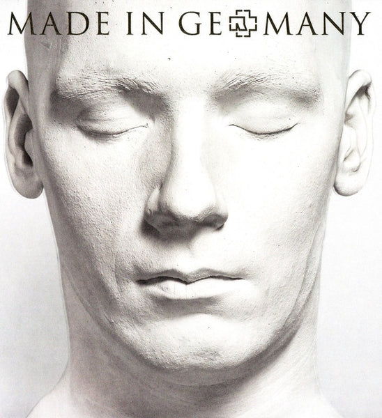 RAMMSTEIN-MADE IN GERMANY 2CD VG