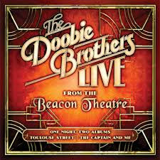 DOOBIE BROTHERS THE-LIVE FROM THE BEACON THEATRE BLURAY *NEW*