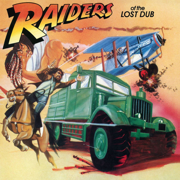 RAIDERS OF THE LOST DUB-VARIOUS ARTISTS LP *NEW*