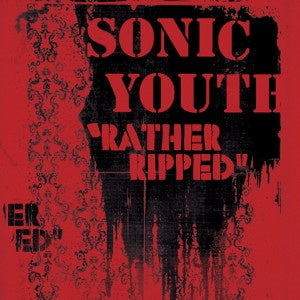 SONIC YOUTH-RATHER RIPPED CD VG